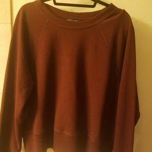Banana Republic Crimson sweatshirt