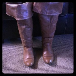 Chinese Laundry Slouchy Boots