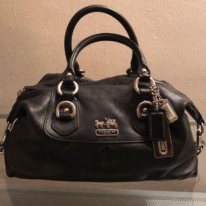 Coach Medium Madison Satchel  handbag.