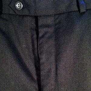 Calvin Klein Mens Black Dress Pants 30/29