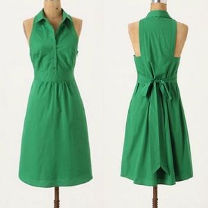 Anthropologie | Maeve Fountain of Youth Dress Sz 4