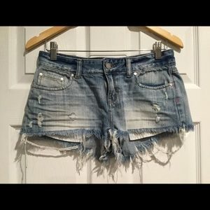 PINK Victoria's Secret Jeans Shorts