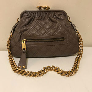 Marc jacobs Little Stam Leather bag