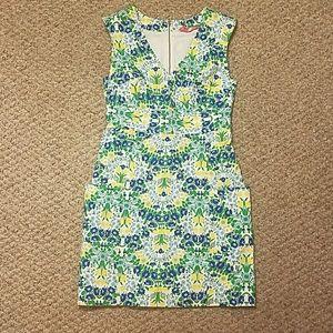 Plenty by Tracy Reece Tulip Print Dress
