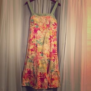 Floral Sun Dress by R & K Originals