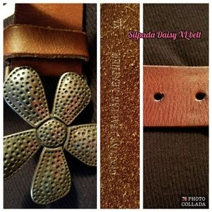 Silpada Designs XL Daisy Belt