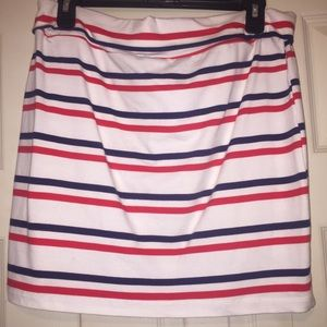 WANNA BE TOMMY SKIRT!