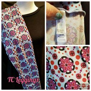 TC LulaRoe Leggings New