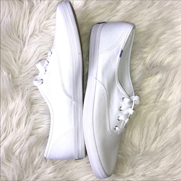 f36bf53a54158 Keds Shoes - Keds Champion Original White Canvas Sneakers Sz 12