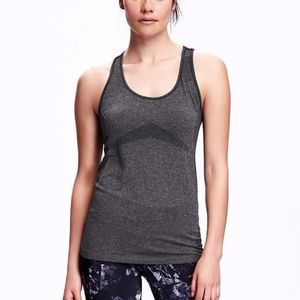ON active go dry seamless workout tank size medium