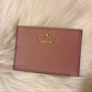 ♠️kate spade Cameron Street Card Holder