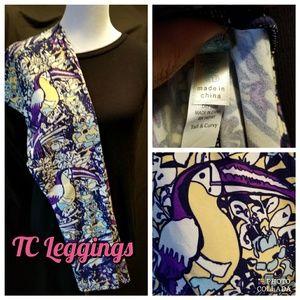 TC Toucan Leggings, brand New