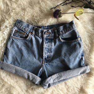 Vintage CK shorts