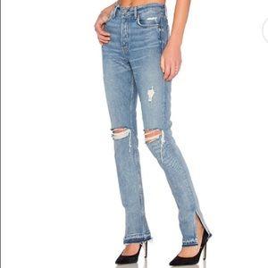 NWT GRLFRND 'Natalia' Jeans