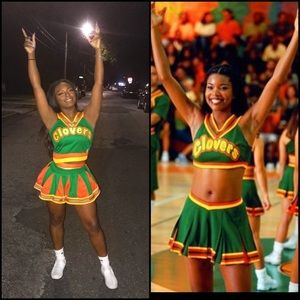 East Comptons Clover uniform