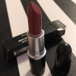 Mac matte lipstick.
