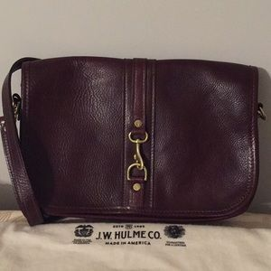 New with Tags! Hulme Leather Crossbody