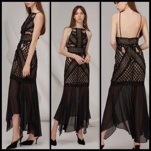 KEEPSAKE ♠️ Bridges Lace Gown NWT