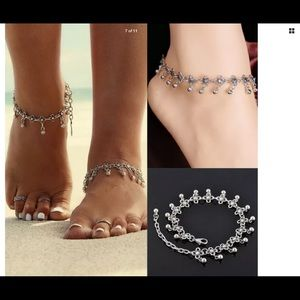 Jewelry - ✅Sexy Fashion Silver Anklet