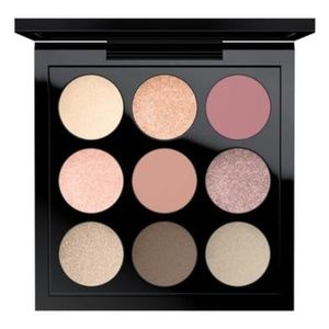 NEW! MAC SOLAR GLOW Eyeshadow Palette x 9 Nine