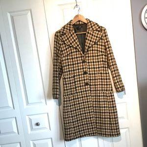 Jacob tweed coat