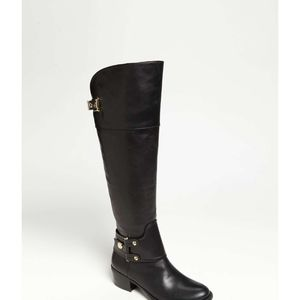 Vince Camuto Black Brooklee boots