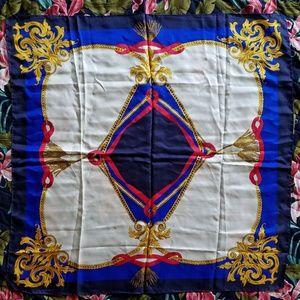 Authentic Italian Silk Scarf