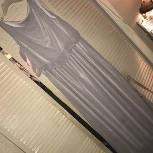 Classy Maxi Chiffon Dress