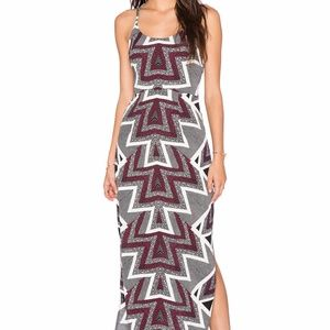 Free People Serves You Right Printed Maxi 12