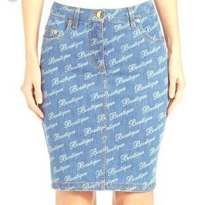 Moschino Boutique skirt