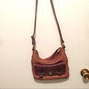 Vintage Fossil Leather Purse