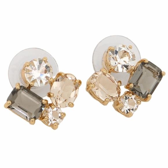 d0871acc7f6f5 Kate Spade Cluster Earrings NEW!