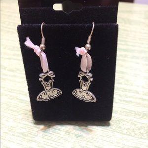 Handmade New Ballerina Earrings