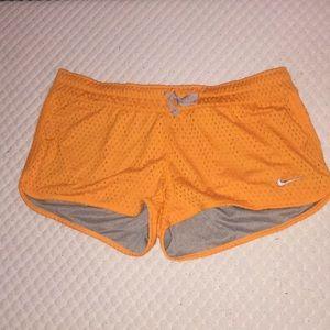 Nike reversible dry-fit shorts