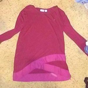 A winter shirt