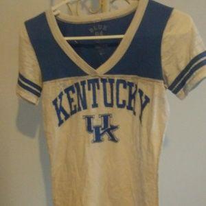 University of Kentucky tee