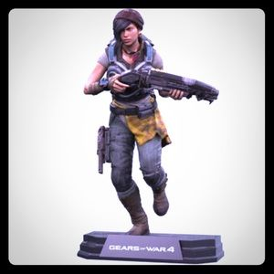 Collectible Kait Diaz action figure
