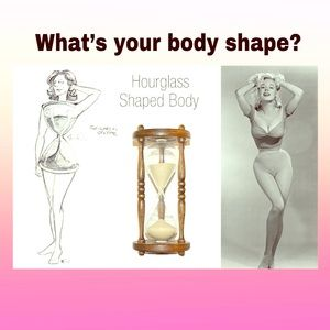 Tips: Know Your Body Shape When Buying Clothing.