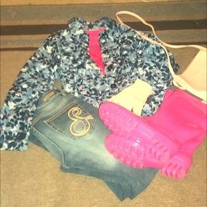 Charter Club (Macy's) Floral Jacket