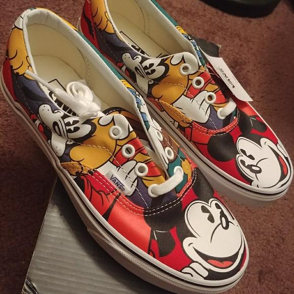 851e4822e7 Disney Mickey   Friends Vans