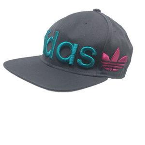 Adidas Tresfoil Big Logo Snapback Hat