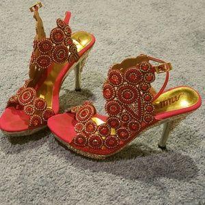 High heels pre owned