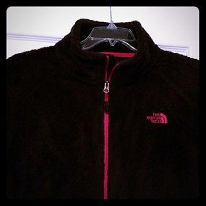 Northface plus size fleece jacket size xxl