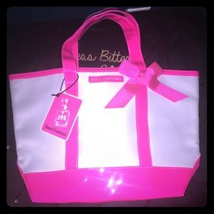 JUICY COUTURE TOTE💕💕🌸