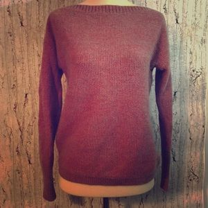 EUC Banana Republic fluffy sweater