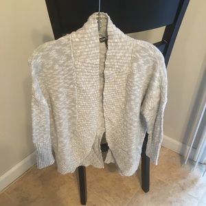 Express split back cardigan