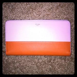 Céline wallet.