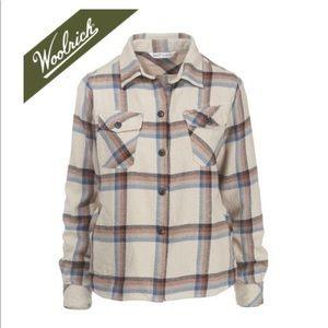 Flannel Shirt Jac