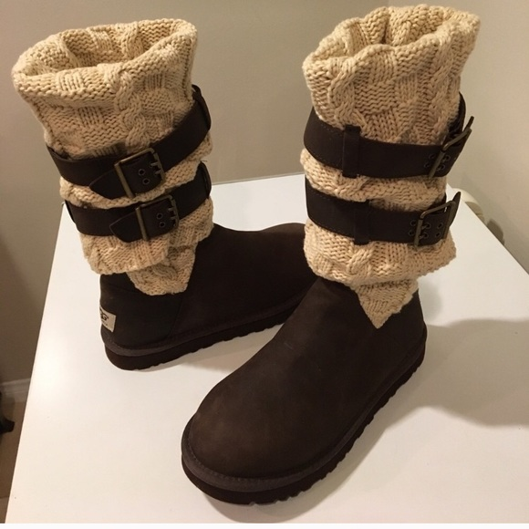 f7673c39a94 New Ugg Cassidy knitted shaft boots Sz 7 🌺SALE🌺 NWT