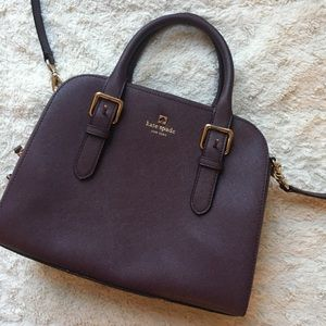 Kate Spade Cove Street Small Felix in Mulled Wine